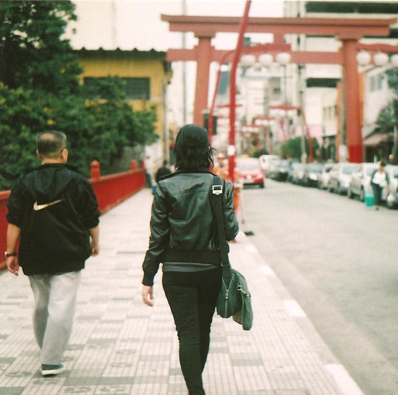 Bea on chinatown