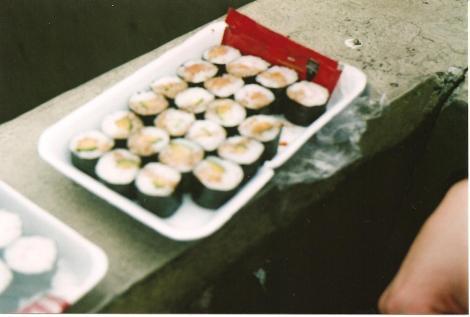 Sushi!!!