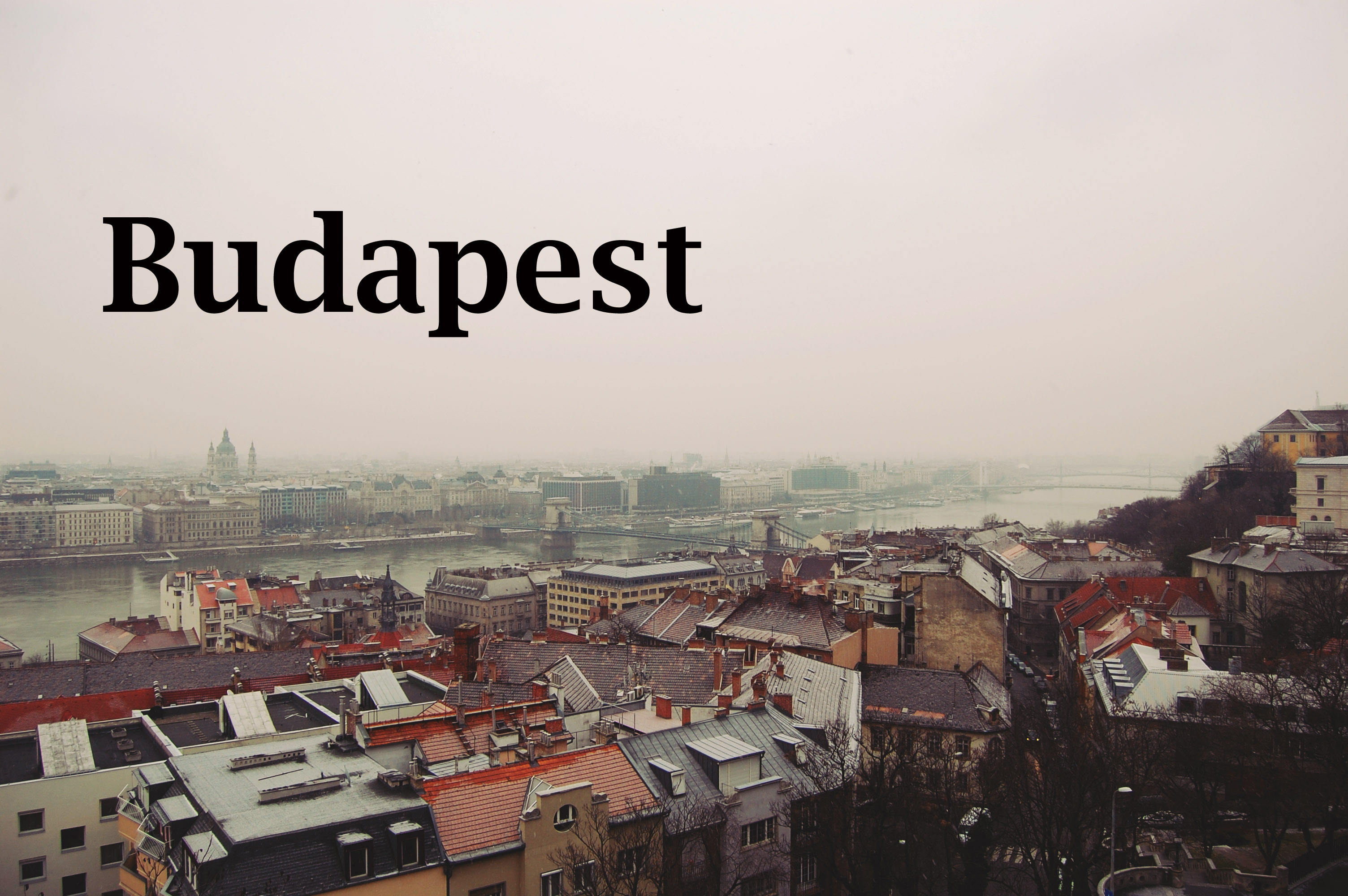 Budapest and its people
