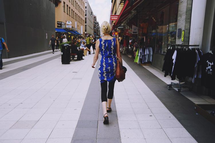 Street Style Stockholm Sweden