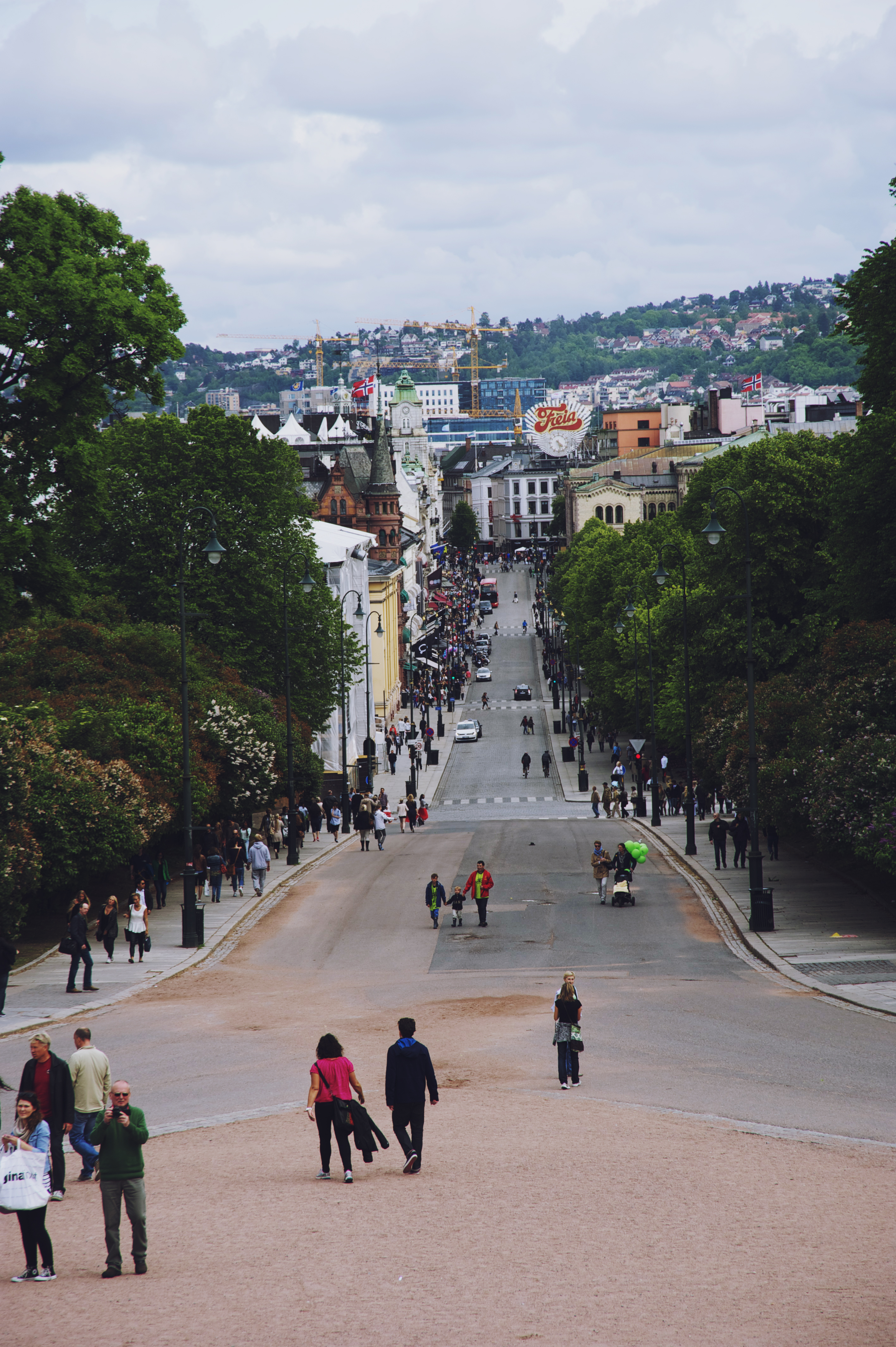 what to do in Oslo Norway