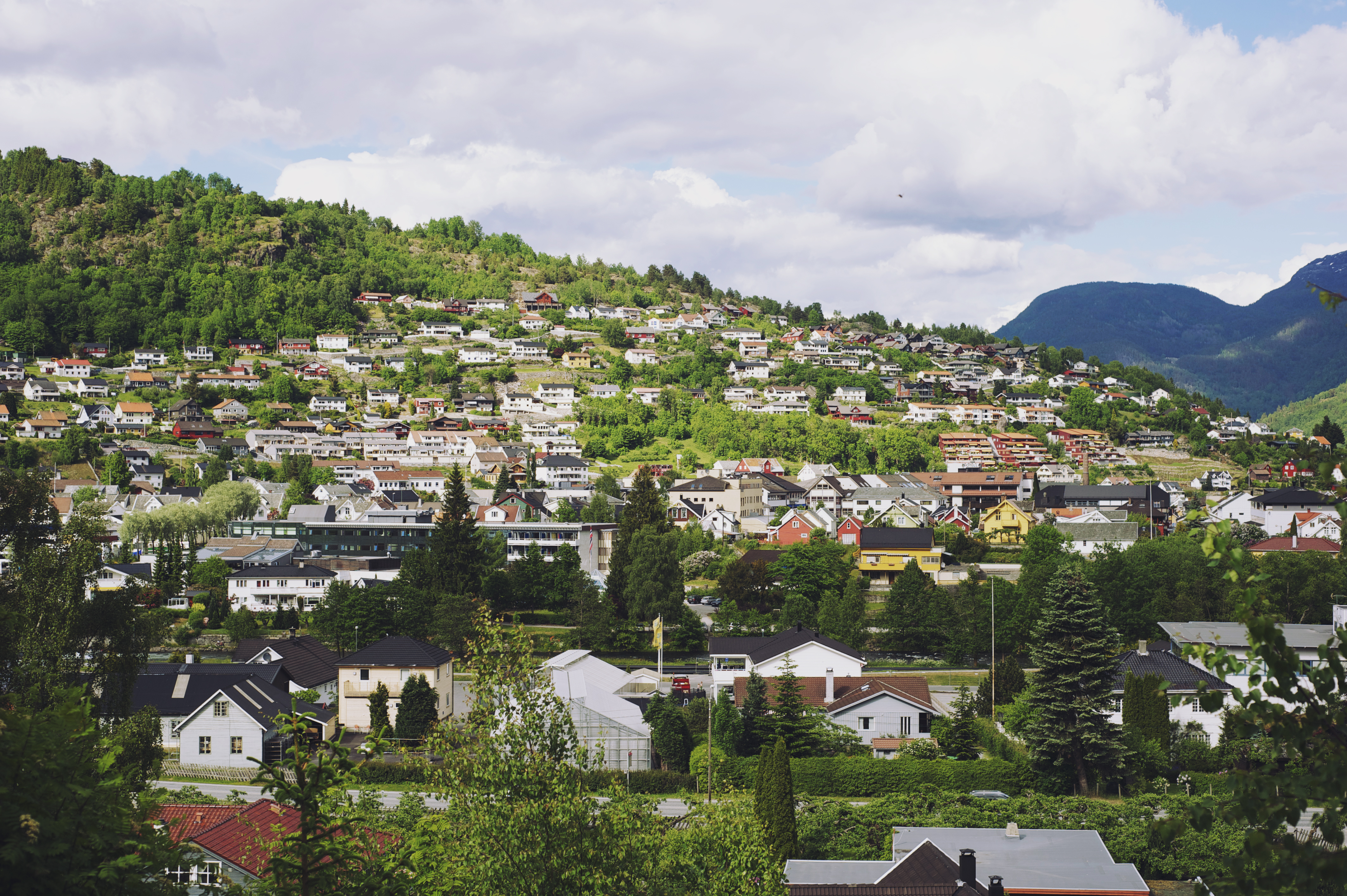 Roadtrip in Norway