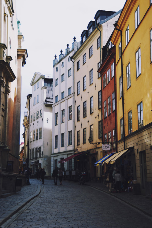 Architecture in Stockholm Sweden