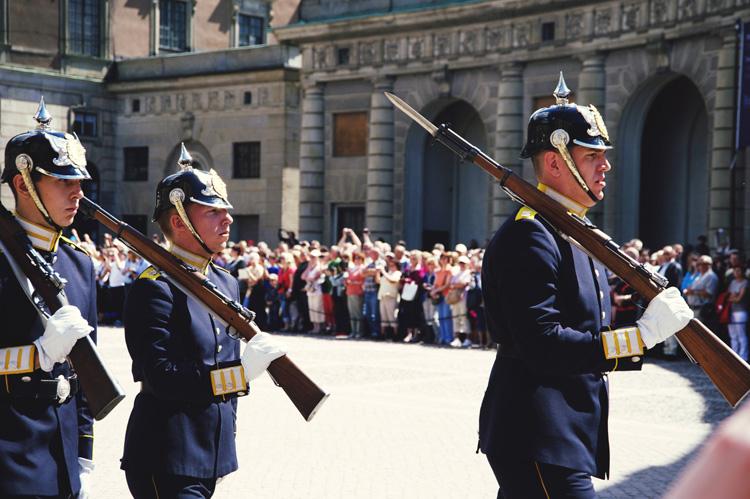 Stockholm Royal Palace Sweden