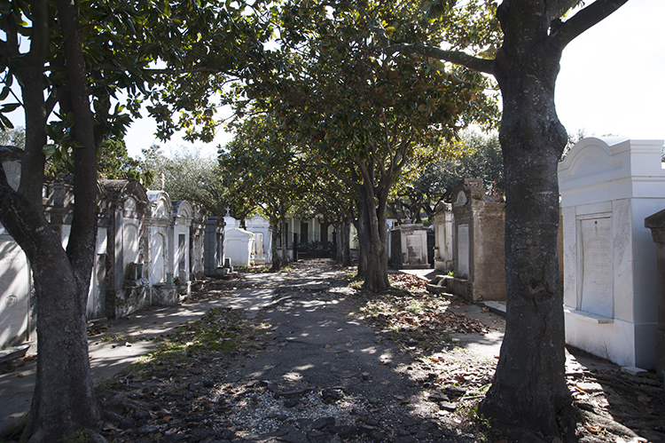 cemetery new orleans