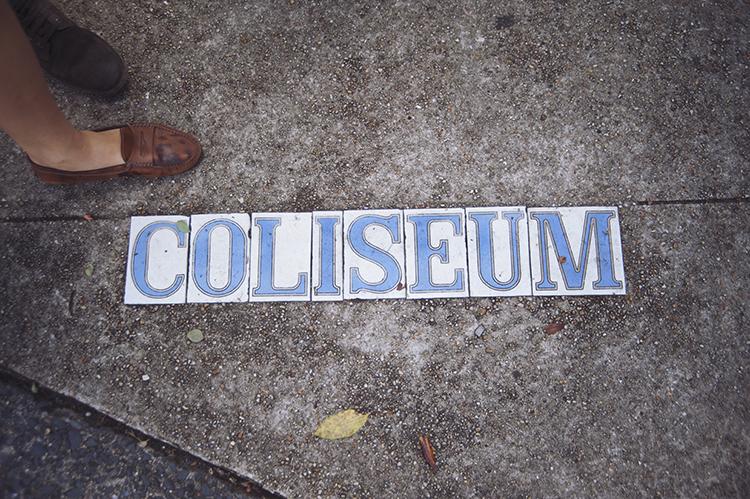 Coliseum St