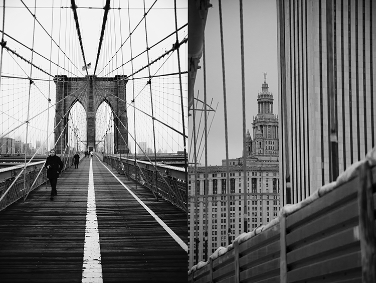 Brooklyn Bridge - 3