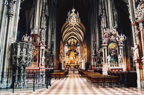 Vienna church